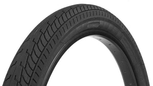 Fit FAF BMX tire in Black at Albe's BMX Bike Shop