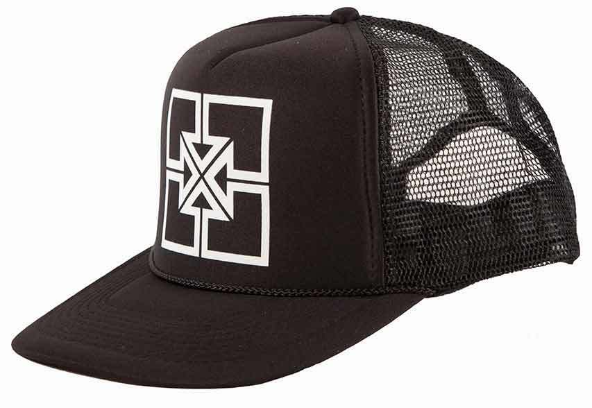 Fit Truckey Hat in black at Albe's BMX Bike Shop