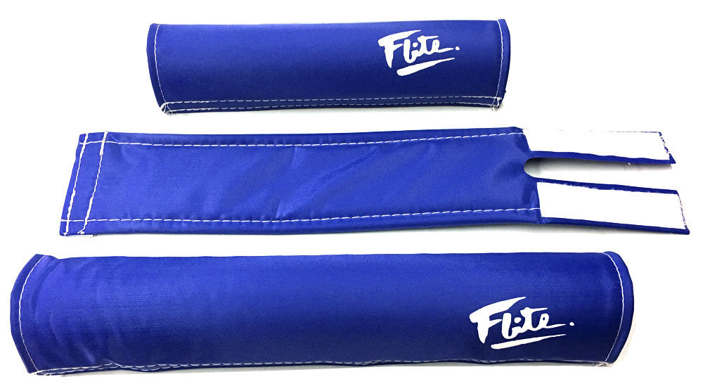 Flite Padset for BMX in Blue at Albe's BMX Bike Shop