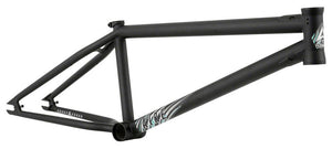 Fly Bikes Aire BMX frame in Black at Albe's BMX Bike Shop