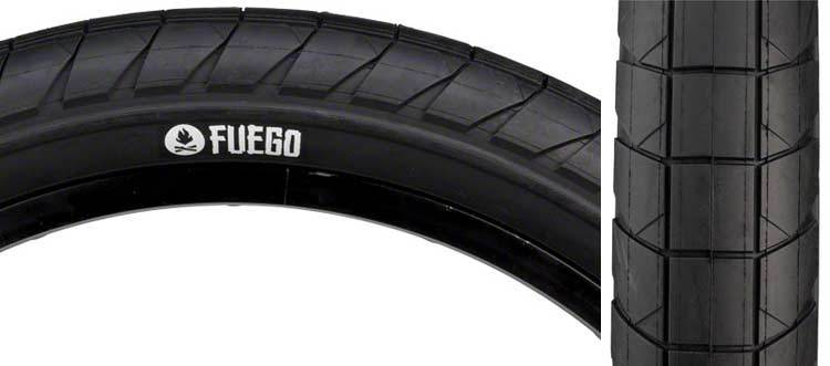 Fly Bikes Fuego Tire In Black at Albe's BMX Bike Shop Online