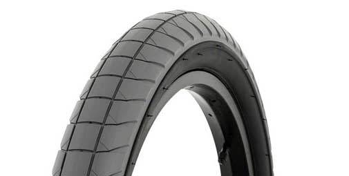 Fly Bikes Fuego Tire In grey at Albe's BMX Bike Shop Online