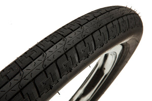 GT LP-V Freestyle BMX Tire in Black at Albe's BMX Bike Shop Online