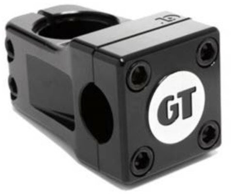 GT Mallet stem in Black at Albe's BMX Bike Shop Online