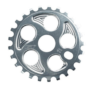 GT Overdrive Sprocket in polished at Albe's BMX Online