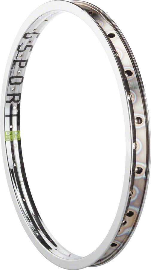 Gsport Rollcage Rim In chrome at Albe's BMX Online
