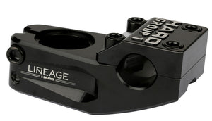 Haro Lineage Group 1 Topload Stem in Black at Albe's BMX