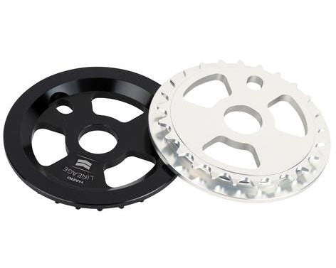 Haro Lineage Grind Disc Sprocket at Albe's BMX