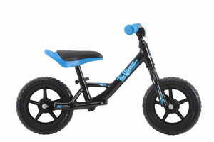Haro PreWheels Balance Bike in Black at Albe's BMX