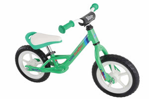 Haro PreWheels Balance Bike in SE Green at Albe's BMX