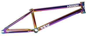 Hyper Bikes Indy Frame in Jet Fuel at Albe's BMX Shop Online