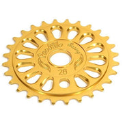 PROFILE IMPERIAL SPROCKET 33 tooth / Gold
