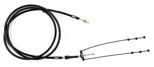 Kink 1pc Brake Cable in Black at Albe's BMX Bike Shop
