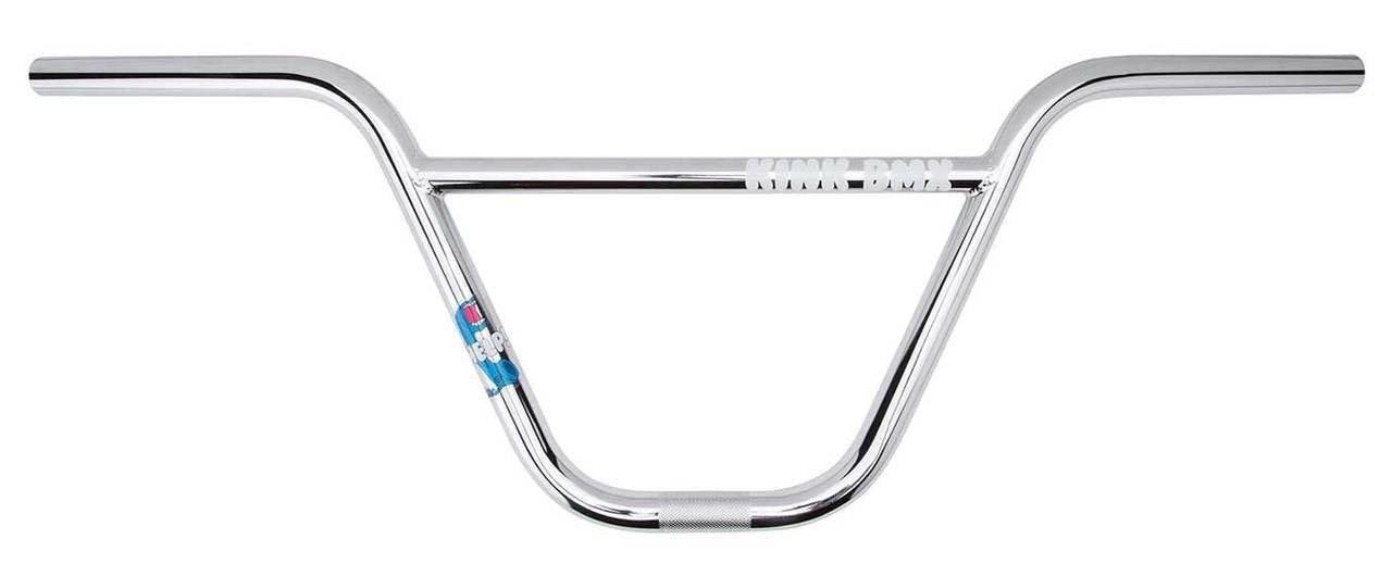 Kink Williams Bar in Chrome at Albe's BMX Online