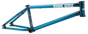 Kink Williams Frame in Trans Blue at Albe's BMX Online