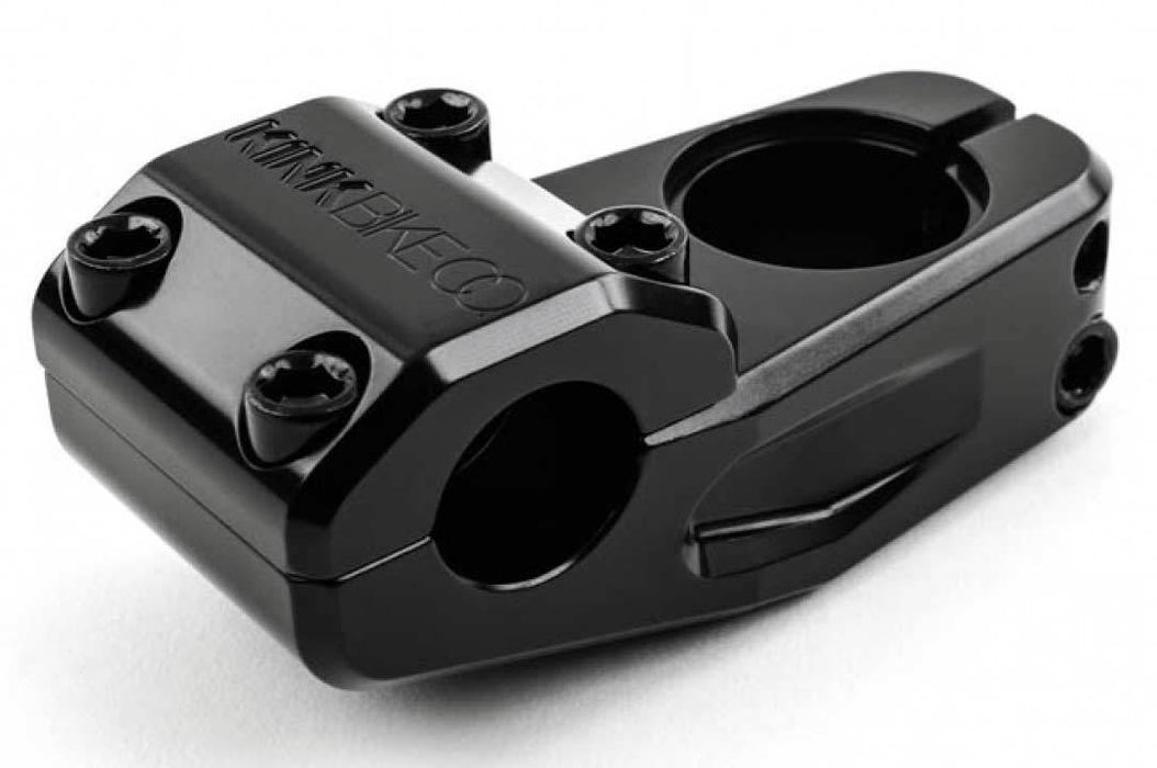 Kink Highrise BMX Stem in Black at Albe's BMX Bike Shop