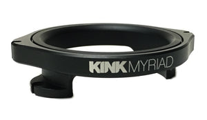 Kink Myriad BMX Gyro in black at Albe's BMX Shop
