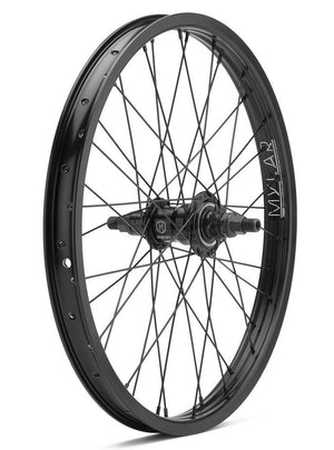 Mission Deploy Freecoaster Wheel in black at Albe's BMX
