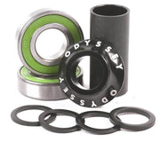 Odyssey Mid Bottom Bracket Black / 19mm