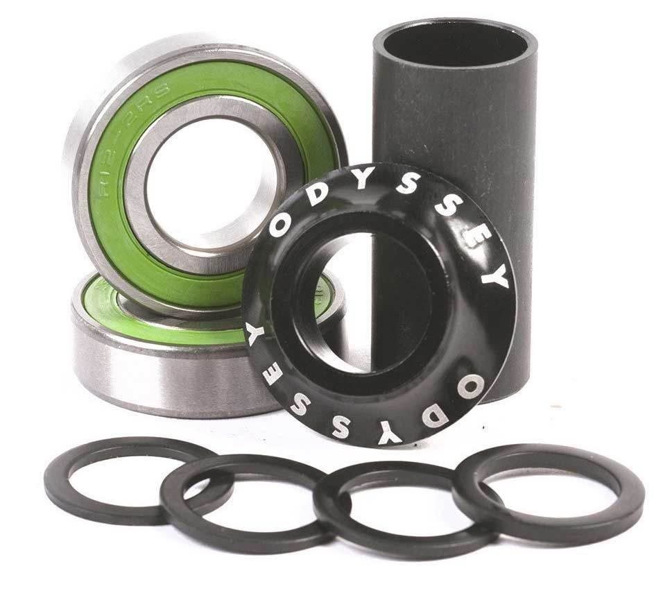 Odyssey Mid Bottom Bracket in Black at Albe's BMX