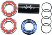 Odyssey Mid Bottom Bracket Blue / 19mm