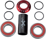 Odyssey Mid Bottom Bracket Red / 19mm