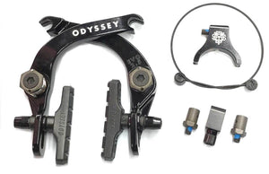 Odyssey Evo 2.5 BMX Brake in Black at Albe's BMX Bike Shop Online