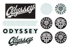 Odyssey Assorted Sticker Pack 10pc.