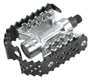 ODYSSEY TRIPLE TRAP PEDALS Black - 1/2