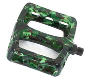 ODYSSEY TWISTED PC PEDALS Camo Green - 9/16
