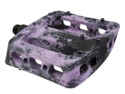 ODYSSEY TWISTED PRO PC PEDALS Black Lavender - 9/16