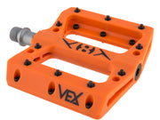 ORIGIN 8 VEX PEDALS Orange - 9/16