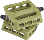 ODYSSEY TWISTED PRO PC PEDALS Army Green - 9/16