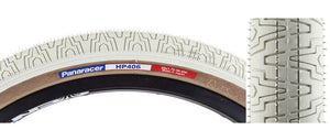Panaracer HP406 BMX Freestyle Tire in White at Albe's BMX Bike Shop Online