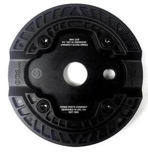 Primo Omniguard Sprocket in black at Albe's BMX Online