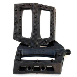 Primo Turbo PC Pedals in Black at Albe's BMX Online