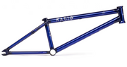 Radio Fox Frame Trans Blue - 21.1