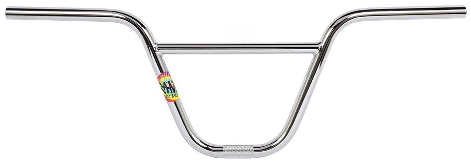 Rant Sway Bar BMX Handle Bar in chrome at Albe's BMX Bike Shop Online