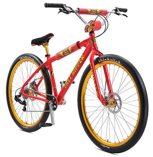 SE Bikes 2019 Fast Ripper Bike in red at Albe's BMX Bike Shop Online