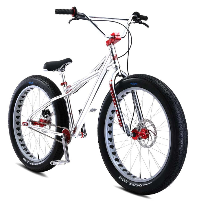 "SE Bikes Fat Quad 26"" Bike"