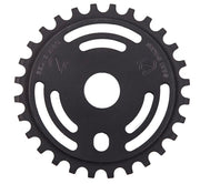 S&M Drain Man Sprocket Black / 33t