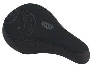 Shadow Crow Pivotal Seat in black at Albe's BMX
