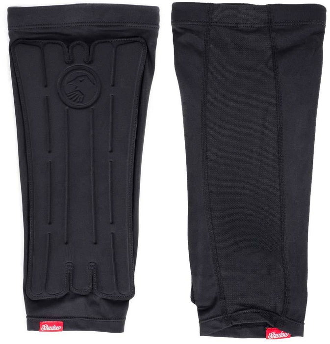 Shadow Invisa Lite Shin Pads at Albe's BMX Bike Shop