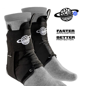 Space Brace Ankle Support 2.0 at Albe's BMX Online