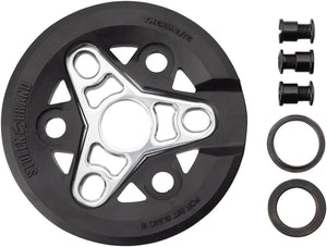 Stolen Sumo III Sprocket w/ Thermalite Guard in polished at Albe's BMX Online