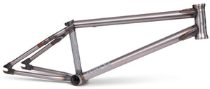 Subrosa MR1 Frame in Raw at Albe's BMX Bike Shop