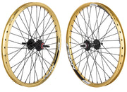 SUN ENVY WHEELSET Gold / 12t