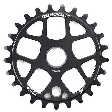 Tree Bike Co. Bolt Drive Lite Sprocket in black at Albe's BMX Online