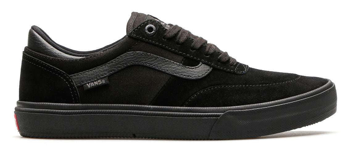 Vans Gilbert Crockett Shoes in black at Albe's BMX