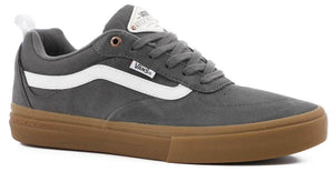 Vans Kyle Walk Pro Shoes Pewter at Albe's BMX